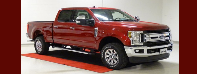 Official Rules 2019 Ford Superduty - Life Change