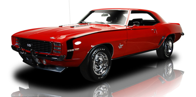 Official Rules Build Your Camaro - Life Change
