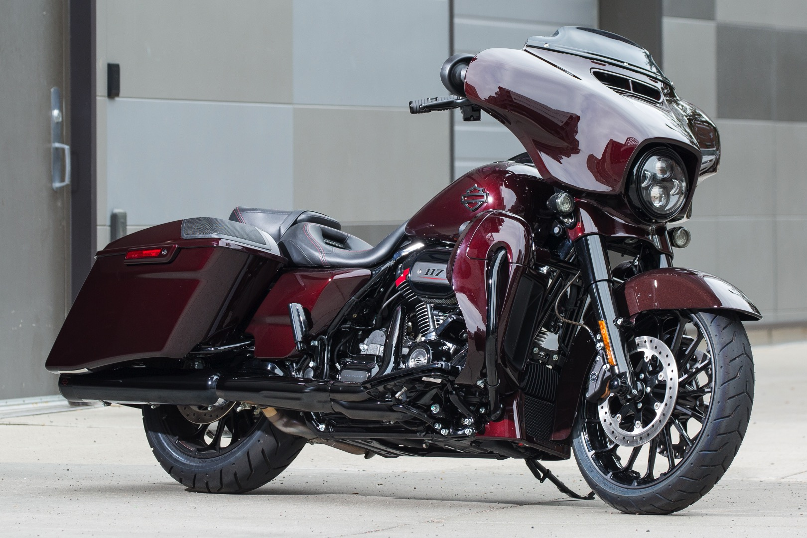 2019 Harley Davidson CVO Street Glide Specifications - Life Change